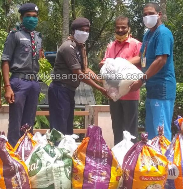 Kerala, News, Ambika College old students helped