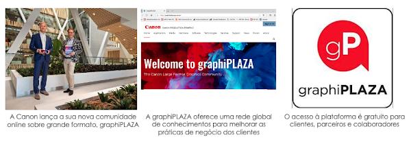 Canon lança comunidade online sobre impressão de grande formato