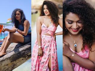 Mareena Michael Kurisingal Hot And Sexy Photos