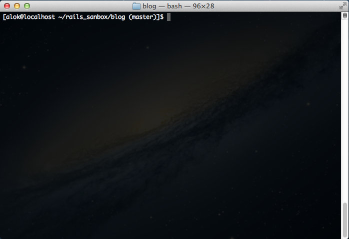 Setting Up Colors In Terminal With Git Ps1 To Display