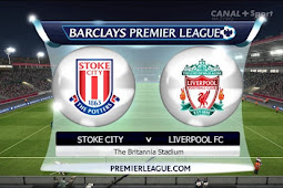 Live Streaming Stoke City vs Liverpool 30 November 2017