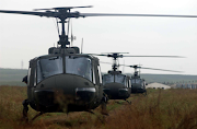 PH Air Force eyes 21 retired UH-1H helicopters from South Korea