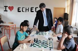 Les maires appelés à promouvoir le jeu d'échecs