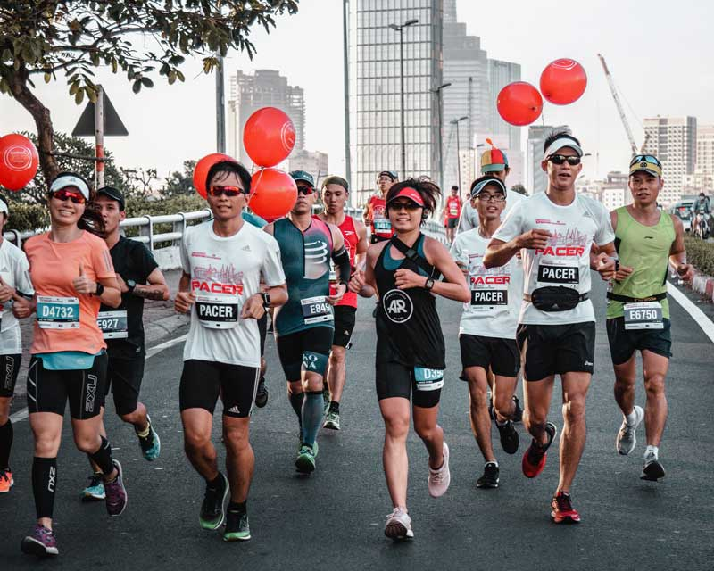 Techcombank Ho Chi Minh City International Marathon