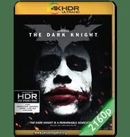 BATMAN: EL CABALLERO DE LA NOCHE (2008) IMAX 2160P HDR MKV ESPAÑOL LATINO