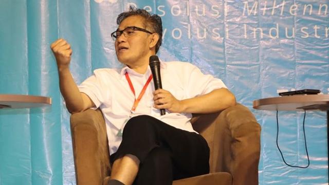 Budiman Sudjatmiko: Kader PDIP Ada Jutaan, Bahaya Kalau Bergerak
