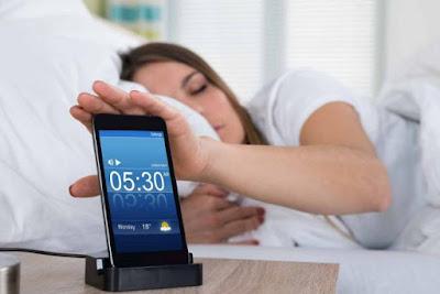Alarm Smartphone