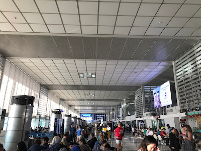 NAIA Terminal Reassignments Imminent