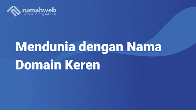 Cara Membeli Domain di Rumah Web
