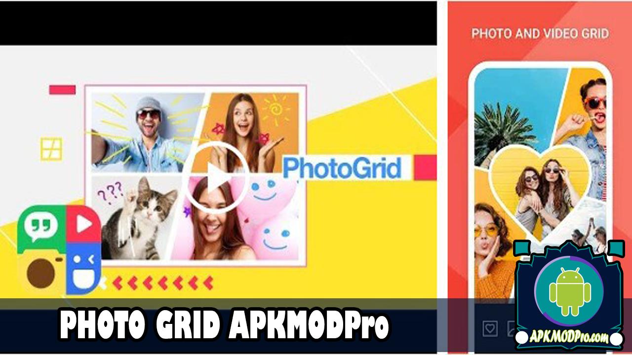 Download PhotoGrid Premium v7.40 MOD APK Terbaru 2020