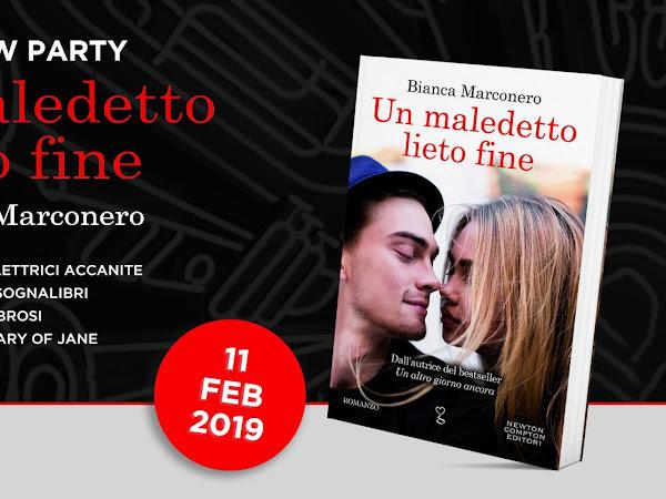 *Review Party* UN MALEDETTO LIETO FINE di Bianca Marconero [Newton Compton]