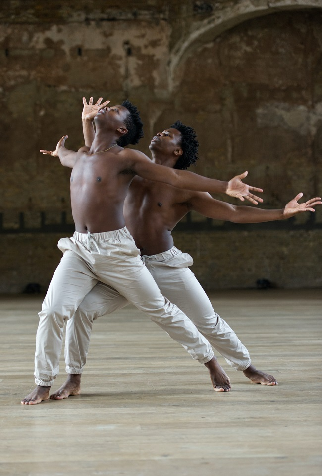 Mthuthuzeli & Siphe November in My Mother's Son (Photo by Sky Weiss)