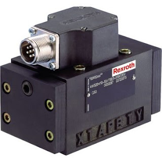 Directional servo-valves 4WS2EM 10…XH Rexroth