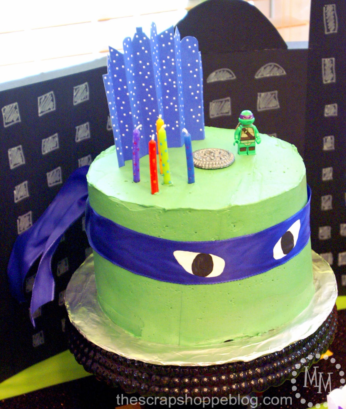 Coolest Tmnt Cake Cake Ideas And Designs