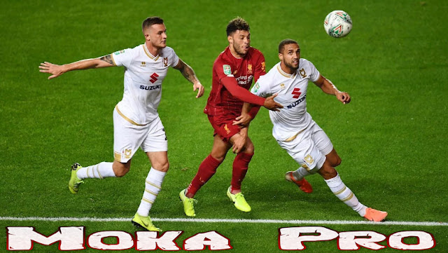 MK Dons 0-2 Liverpool Report