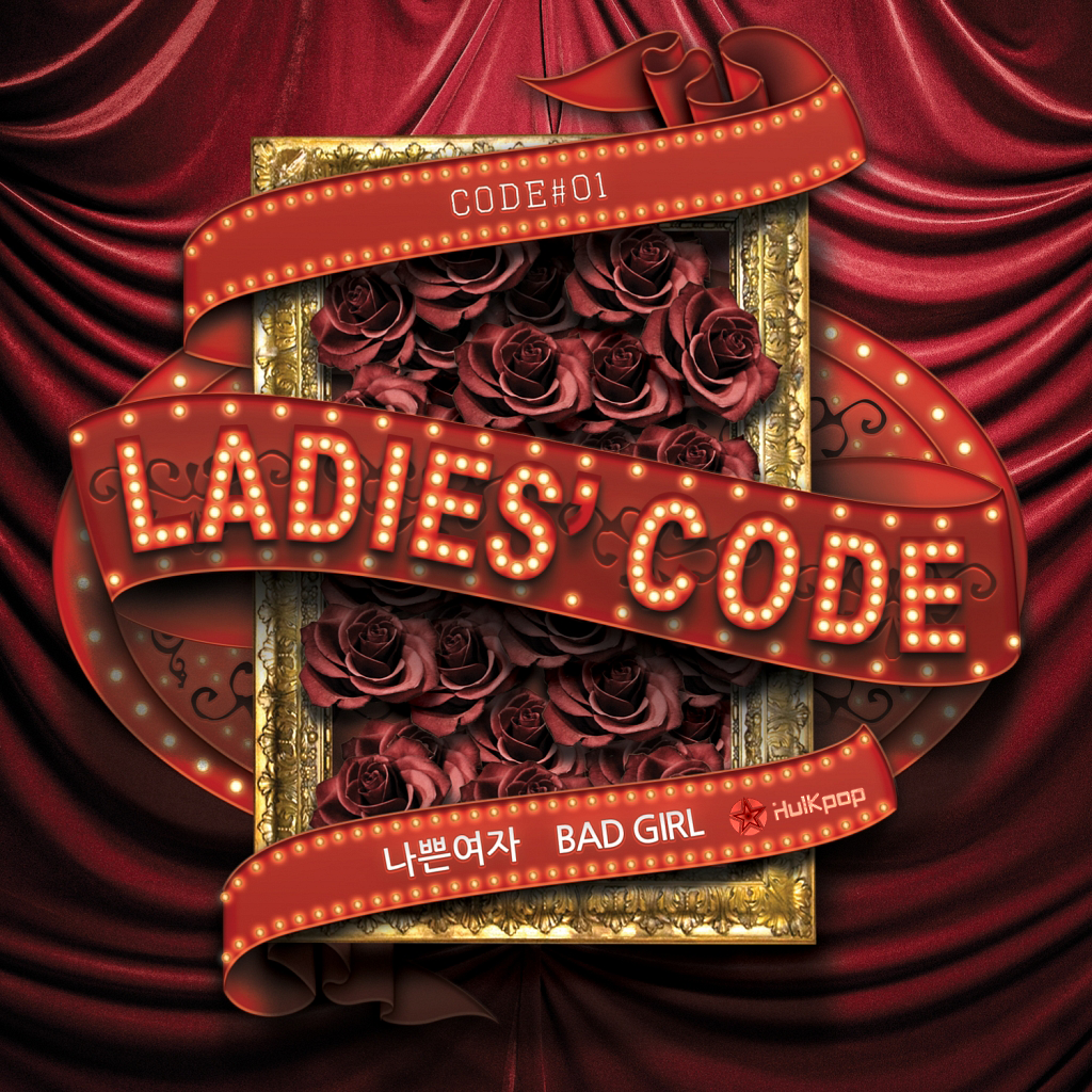 LADIES` CODE – CODE#01 Bad Girl – EP (FLAC + ITUNES MATCH AAC M4A)