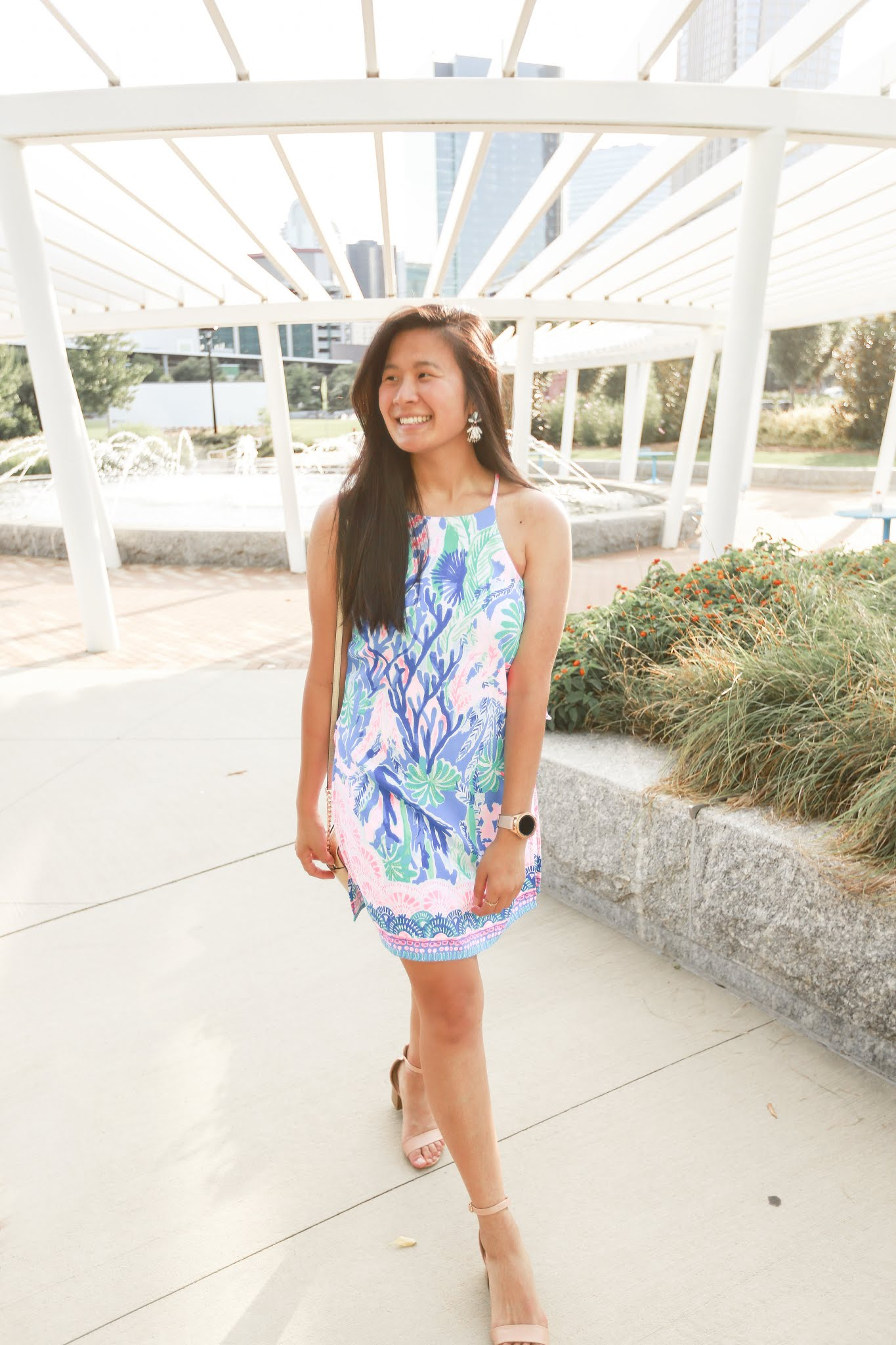 Lilly Pulitzer After Party Sale on a Budget - Pearl Romper