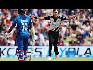 New Zealand vs Sri Lanka 1st T20I 2016 Highlights