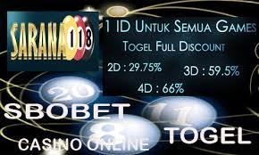 Sarana118 agen judi sbobet live casino dan togel online terpercaya seasia