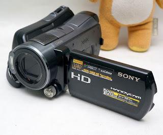 HD Handycam SR12 Pro Cinema