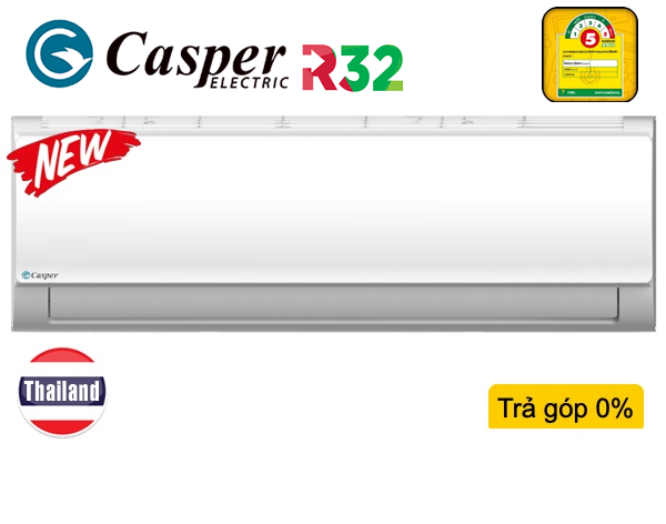 Điều hòa Casper KC-12FC32, 1 Chiều 12000BTU | CASPER KC12FC32