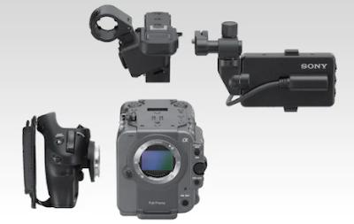 Sony Cinema Line FX6 Modular