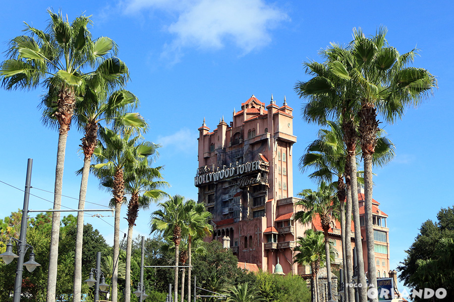 The Twilight Tower of Terror, Disney's Hollywood Studios, Orlando