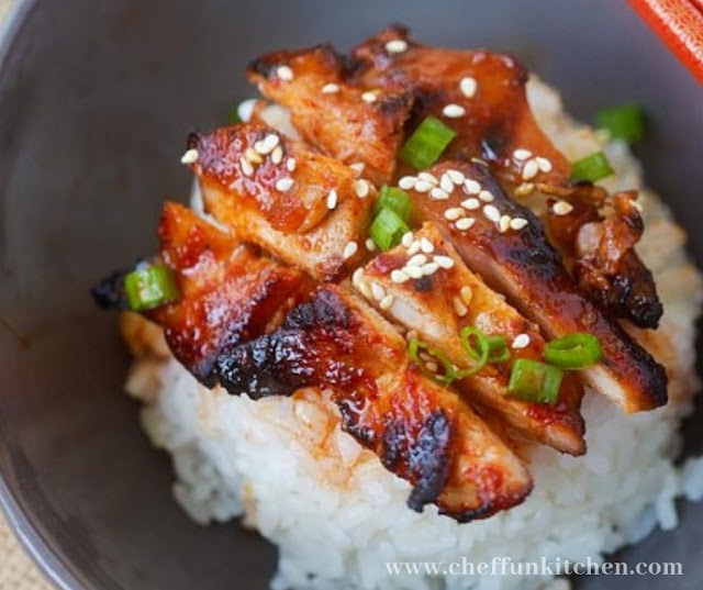 Spicy Korean Chicken Recipes