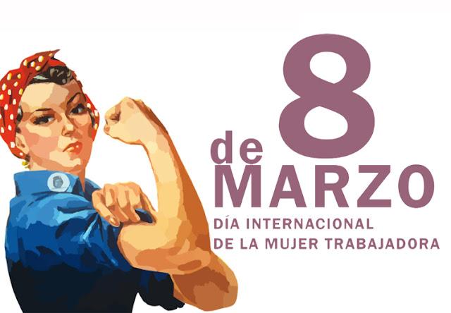 Día de la Mujer Trabajadora.
