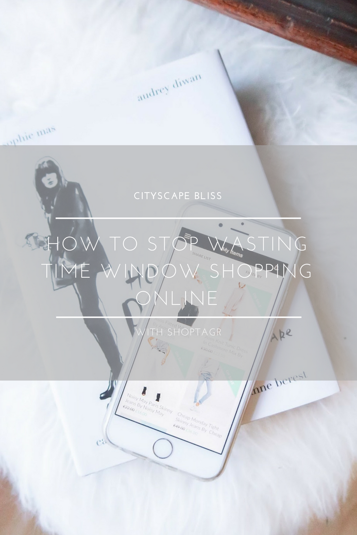 How to stop wasting time window shopping online
