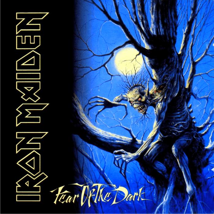 Eddie no album épico Fear of The Dark