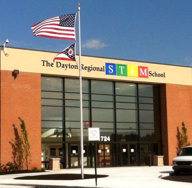 Stem School Virginia: Dayton Regional STEM School News And Events: Crayons To