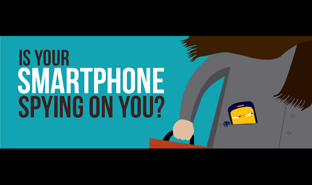 Is Your Smartphone Spy On You?
