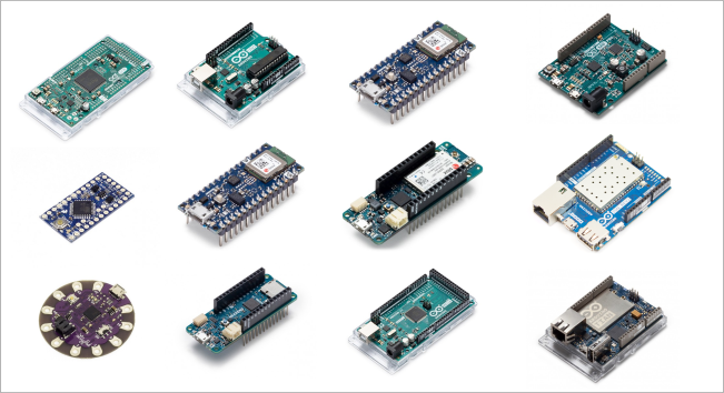 Getting to Know the Arduino Board