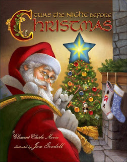 Twas the Night before Christmas by Clement Clarke Moore PDF Book Download