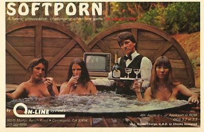 Videojuego Softporn Adventure
