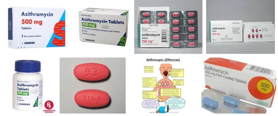 Azitromisin Dosis Harga Efek Samping Obat Resep Dokter