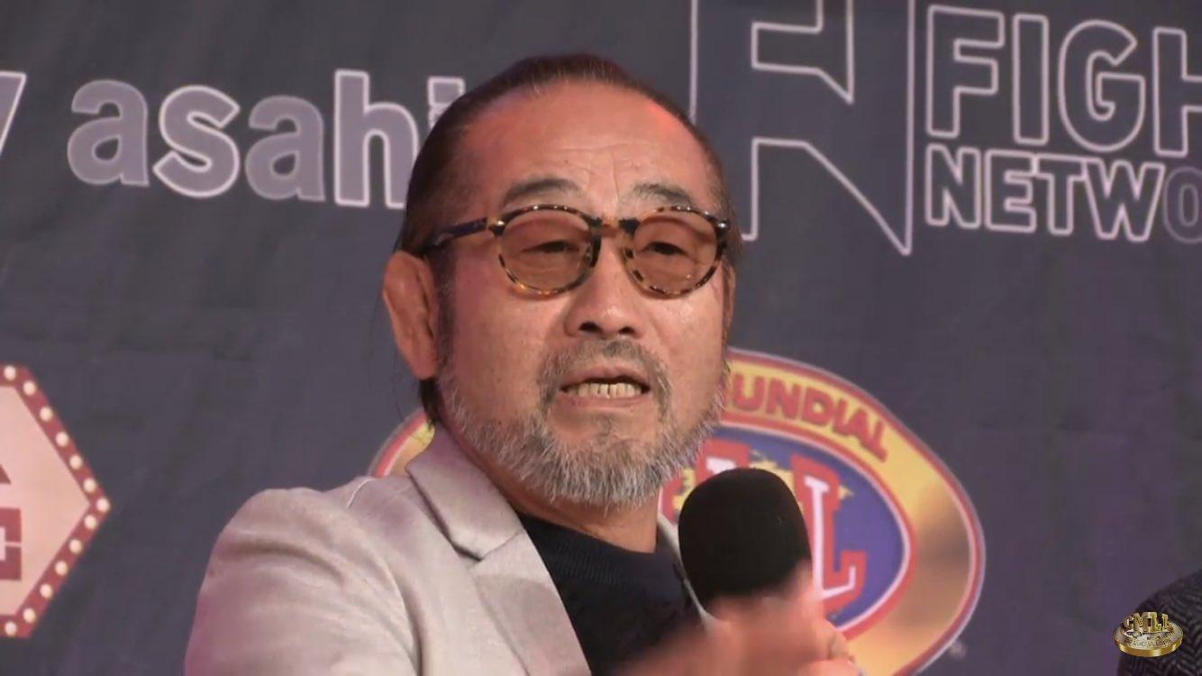 NJPW anuncia Tiger Hattori para o New Beginning USA: Tampa
