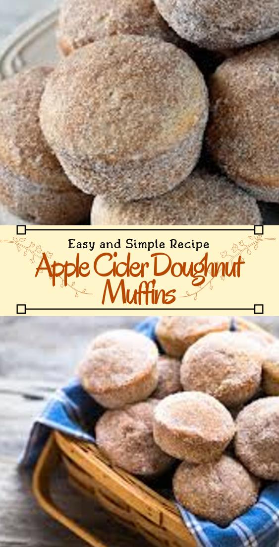 Apple Cider Doughnut Muffins #vegan #vegetarian #soup #breakfast #lunch