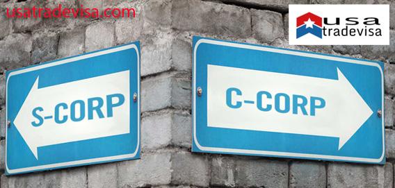 LLC, S-CORP, C-CORP, corporation, usatradevisa.com