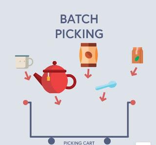 Batch picking