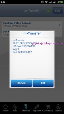 cara mendapatkan go pay