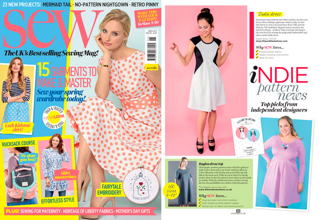 Sew issue 95