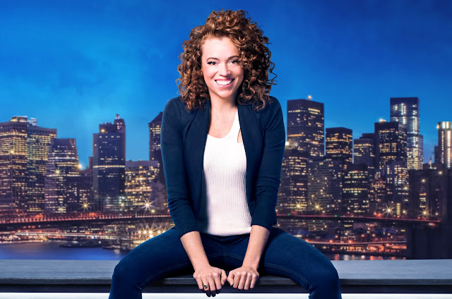 Michelle Wolf Doesn't Want to Be Your Folk Hero