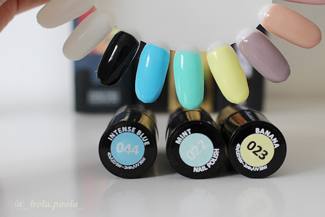 SEmilac wzorniki kolory jakie wybrać neonail zdjecia na żywo kolorów hybryd paznokcie naturalne hola paola