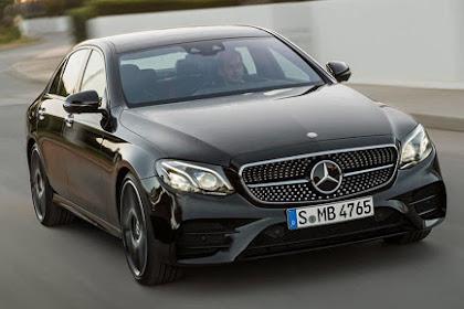 Mercedes-Benz AMG E 43 2018