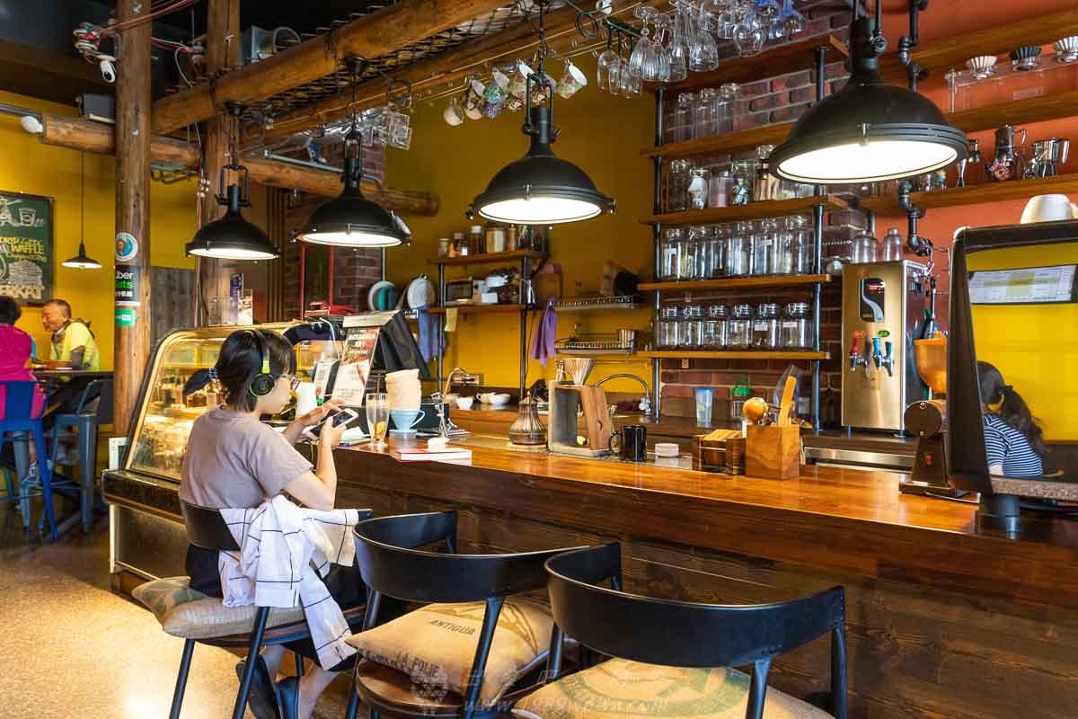 狐獴咖啡館 澎湖咖啡館推薦
