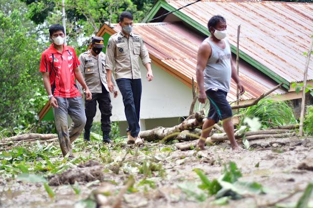 Aktivitas Warga Kembali Normal Pasca Banjir Sinjai