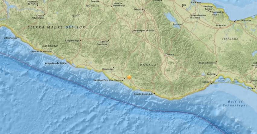 TERREMOTO EN MÉXICO: Sismo de magnitud 7.5 (Hoy Viernes 16 Febrero 2018) Temblor Epicentro Pinotepa Nacional - Oaxaca - USGS - SSN - www.ssn.unam.mx