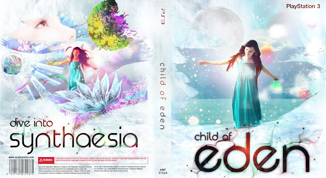 Capa Child Of Eden PS3